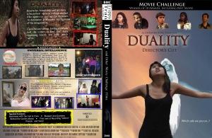 Duality DVD art